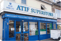 atif superstore reading